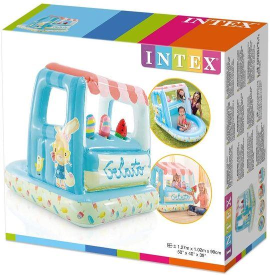 Intex basen / centrum zabaw 48672 Ice Cream
