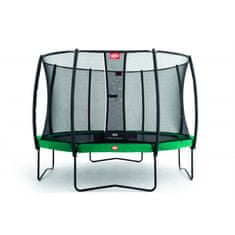 Berg Champion Green 270 + Safety Net Deluxe (35.39.01.03)