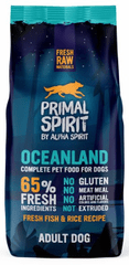 Primal Spirit Dog 65% Oceanland 12 kg