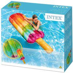 Intex napihljiv ležalnik Popsicle, 191 x 76 cm