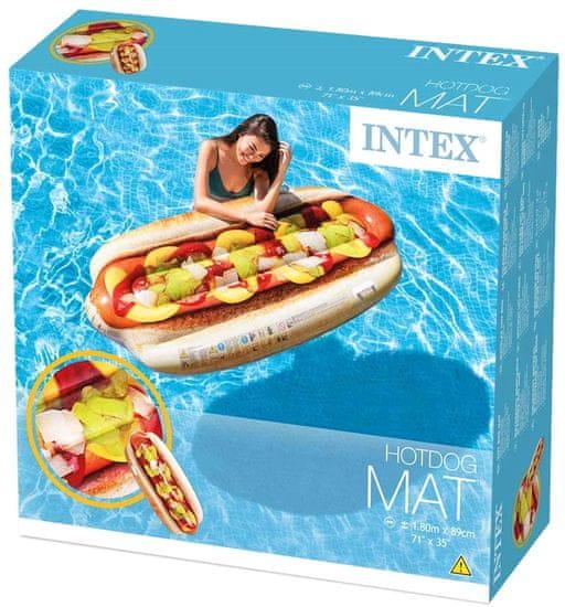 Intex 58771 napihljiva blazina Hotdog