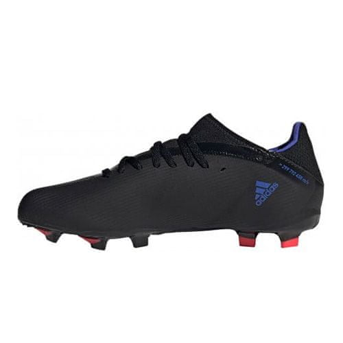 Adidas X SPEEDFLOW.3 FG J, X SPEEDFLOW.3 FG J   FY3306   CBLACK / SONINK / SYELLO   3-