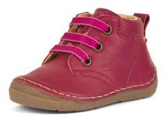 Froddo dívčí kotníčková obuv G2130240 23 vínová