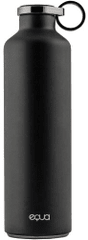 Smart chytrá nerezová lahev, čierna (EQ-BDG-S)