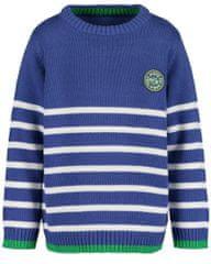 Blue Seven 869068 X fiú pulóver, 92, kék