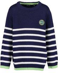 Blue Seven 869068 X_1 fiú pulóver, 92, sötétkék