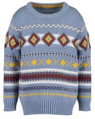 Blue Seven 869071 X_1 fiú pulóver, 92, kék