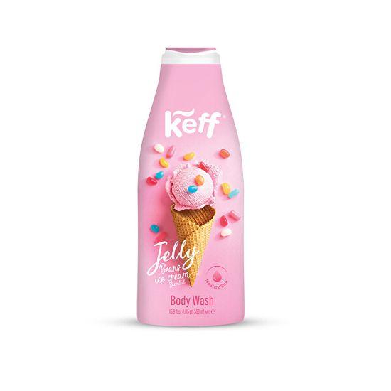 Keff Mycí gel Želé fazolky (Jelly Beans Body Wash) 500 ml