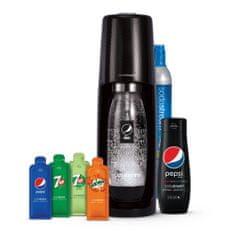 Spirit Black Pepsi MegaPack