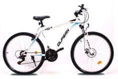 Olpran Viola 26 sus disc lady frame 2021 žensko gorsko kolo, belo/črno