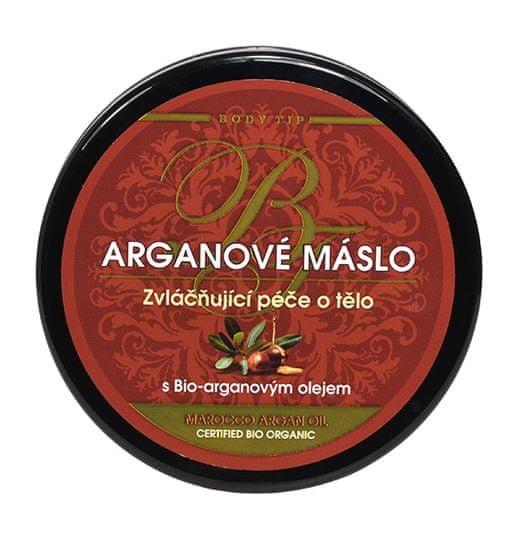 Body tip Tělové máslo s BIO arganovým olejem BODY TIP 200 ml
