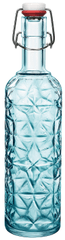 Oriente steklenica, 1 l, modra