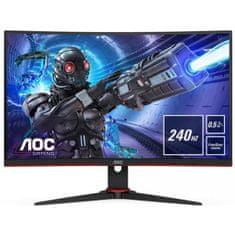 AOC C27G2ZE gaming monitor (C27G2ZE/BK)