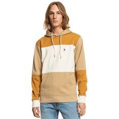 Quiksilver Moška pulover s kapuco Chromebhood M Otlr EQYFT04446-CMT0 (Velikost XL)