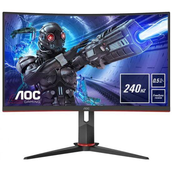 AOC monitor C27G2ZU (C27G2ZU/BK)