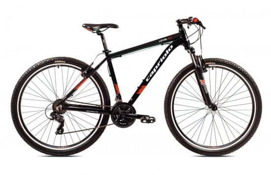 Capriolo MTB Level 9.1 bicikl, 29'/24AL, crno-crveni