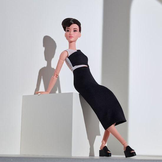 Mattel Barbie Basic Petite Barna