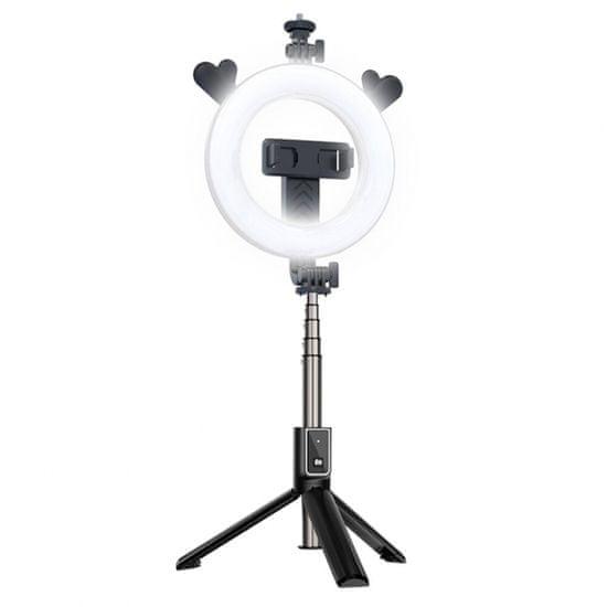 Selfie postolje za stalak za selfie sa svjetlom, jelen