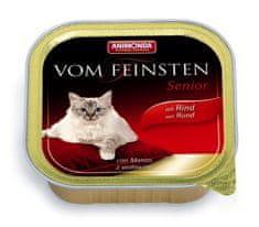 Animonda karma mokra dla kotów SENIOR wołowina 32x 100 g