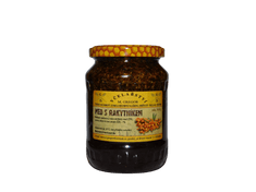 Včelařství M. Gregor Med s rakytníkem, 475 g