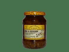 Včelařství M. Gregor Med se zázvorem, 475 g