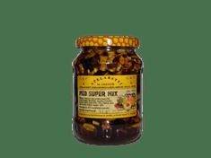Včelařství M. Gregor Med super mix, 460 g