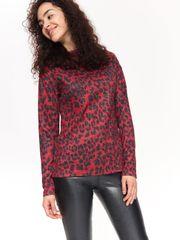 shumee Popolnoma skrivnost ŽENSKI Džemper z dolgimi rokavi, vzdolžni v obliki vratu, ohlapnost