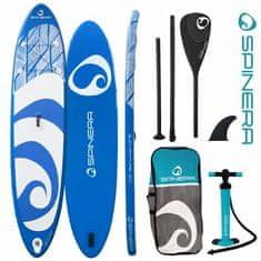 SPINERA Paddleboard SUPVENTURE BLUE