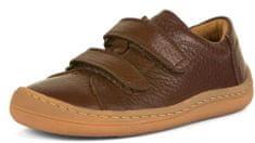 Froddo chlapecké barefoot tenisky G3130186-2 27 hnědá