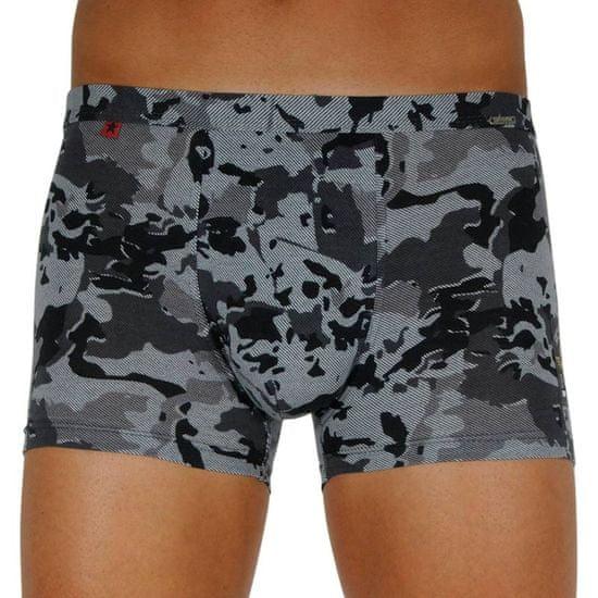 Cornette Pánské boxerky Military vícebarevné (295/01)