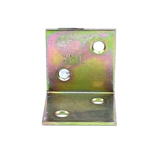 DOMAX Úhelník KS 2 široký 40x40x40x2 mm 5 ks