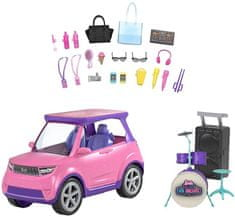 Mattel Barbie Dreamhouse Adventures automobil koji se transformira