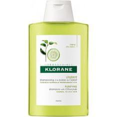 Klorane Šampon s citronem pro normální až mastné vlasy (Purifying Shampoo) (Objem 200 ml)