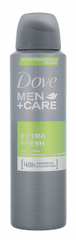 Dove 150ml men + care extra fresh 48h, antiperspirant