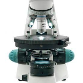 Levenhuk 500T POL Trinokuláris mikroszkóp