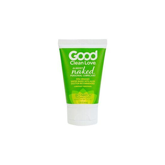 Good Clean Lubrikační gel proti zánětům a mykózám Téměř nahá 45 ml