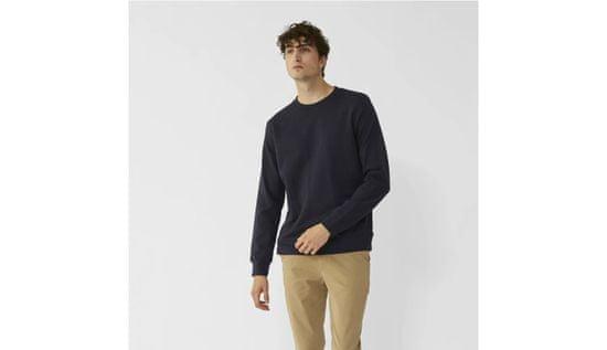 By Garment Makers Mikina The Organic Sweatshirt farba modrá | veľkosť M