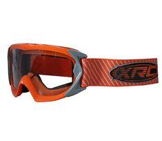 XRC dětské brýle MX210014 Rock Youth Orange goggle