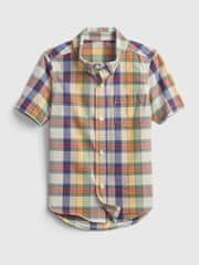 Gap Dětská košile poplin shirt 3YRS