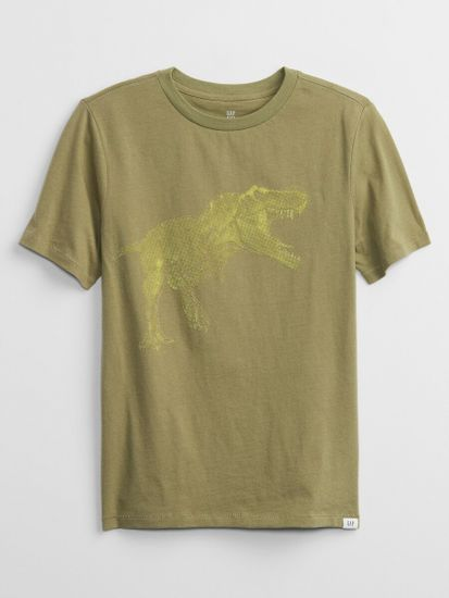 Gap Detské tričko interact graphic t-shirt