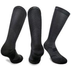 Sport2People Noah kompresijske čarape, crne, 35-38