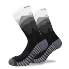 Sport2People Tara planinarske čarape, sive, 35-38