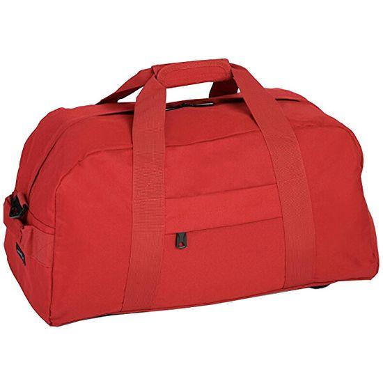 MEMBER´S Utazótáska 50L HA-0046 piros