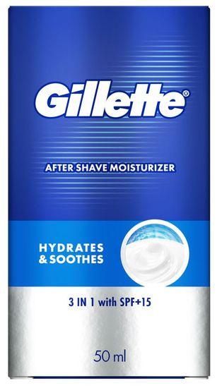 Gillette Balzám po holení Proseries Instant Hydration 3V1 50 ml