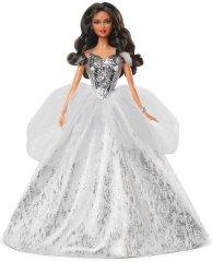 Mattel Barbie Karácsonyi baba 2021 Latin-amerikai