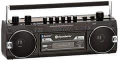 Roadstar RCR-3025 EBT, černá