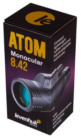 Levenhuk Atom 8×42 Monocular