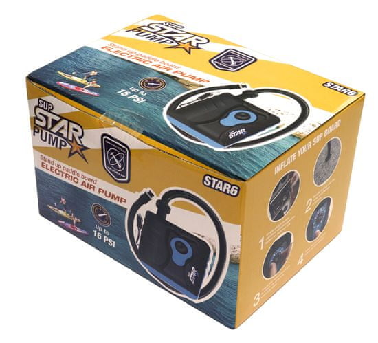 Poolstar Star Pump 6 električna tlačilka