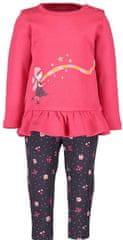 Blue Seven Póló és leggings szett lányoknak 966000 X_1, 68, rózsaszín