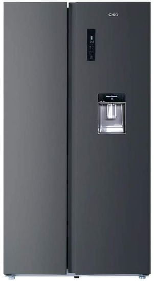 CHiQ Americká chladnička FSS559NEI42D
